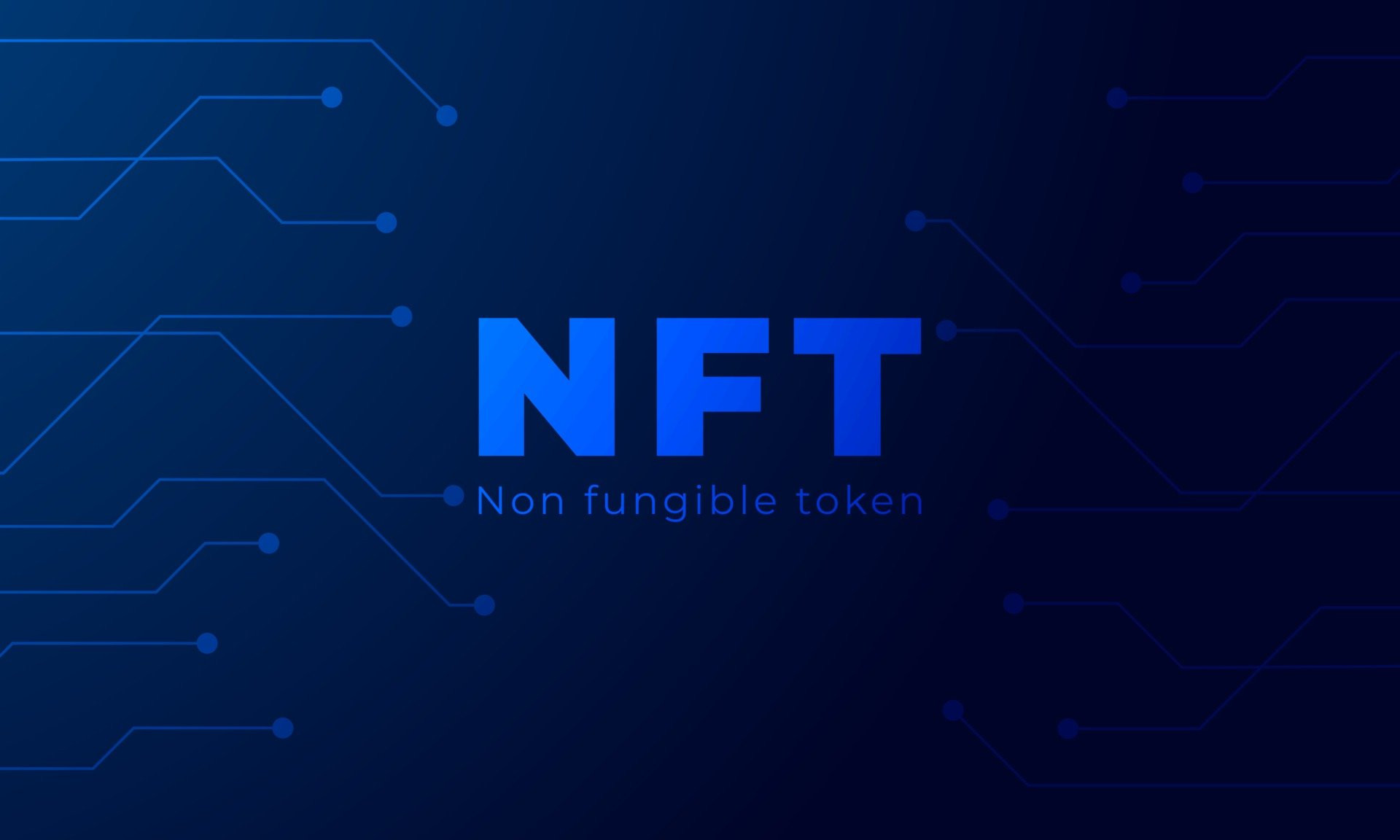 NFT image for musicians buying and selling music with non-fungible token