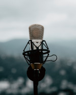 Recording microphone and how to publish your song