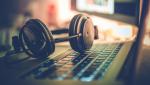 Headphones on keyboard for how do music royalies work