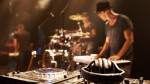 Performing musician onstage and how to promote music